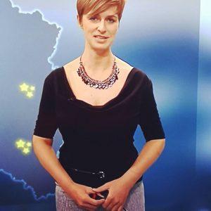weervrouw Sabine kledij