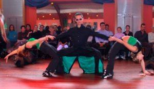 Dancepoint kledij dansgroep